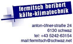Logo Fermitsch Kälte Klimatechnik
